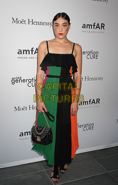 NEW YORK, NY - JUNE 21: Mia Moretti attends amfAR generationCURE 5th Annual SOLSTICE event in New York, New York on June 21, 2016.  <br /> CAP/MPI/RMP<br /> &copy;RMP/MPI/Capital Pictures