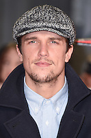 "Lewis Bloor<br /> at the ""xXx: Return of Xander Cage"" premiere at O2 Cineworld, Greenwich , London.<br /> <br /> <br /> ©Ash Knotek  D3216  10/01/2017"