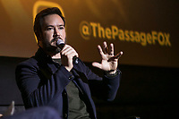 """New York - JANUARY 8: Mark Paul Gosselaar attends an advanced screening and Q&A of FOX's """"The Passage"""" at the AMC Lincoln Square 13 on January 8, 2019, in New York City. (Photo by Ben Hider/Fox/PictureGroup)"""