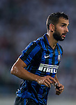 Martin Motoya of FC Internazionale Milano looks nook during the FC Internazionale Milano vs Real Madrid  as part of the International Champions Cup 2015 at the Tianhe Sports Centre on 27 July 2015 in Guangzhou, China. Photo by Aitor Alcalde / Power Sport Images
