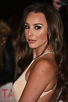 Amber Dowding attending the National Television Awards 2018 at The O2 Arena on January 23, 2018 in London, England. <br /> CAP/Phil Loftus<br /> &copy;Phil Loftus/Capital Pictures