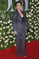 www.acepixs.com<br /> June 11, 2017  New York City<br /> <br /> Lea Salonga attending the 71st Annual Tony Awards arrivals on June 11, 2017 in New York City.<br /> <br /> Credit: Kristin Callahan/ACE Pictures<br /> <br /> <br /> Tel: 646 769 0430<br /> Email: info@acepixs.com