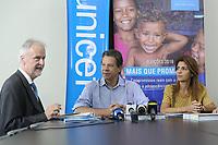 SÃO PAULO, SP, 26.09.2018: ELEIÇÕES-HADDAD-UNICEF-SP - O candidato à Presidência da República pelo PT, Fernando Haddad, participa de um encontro com o Fundo das Nações Unidas para a Infância (UNICEF) e a Rede Nacional Primeira Infância (RNPI) no bairro do Ipiranga, zona sul de São Paulo, na manhã desta quarta-feira, 26. (Foto: Fábio Vieira/FotoRua)