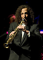 Kenny G Performance and Red Carpet on 2/15/13 at the Renee and Henry Segerstrom Concert Hall in Costa Mesa.  Kenny G was performing with the Pacific Symphony...