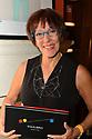 "Author Menena Cottin ""Letra Urbana Encuentros"" books signing"