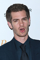 NEW YORK, NY - OCTOBER 9: Andrew Garfield at the NY Special Screening of BREATHE at AMC Loews Lincoln Square 13 on October 9, 2017 in New York City. <br /> CAP/MPI99<br /> &copy;MPI99/Capital Pictures