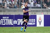 Dusan Vlahovic <br /> Firenze 11/8/2019 Stadio Artemio Franchi <br /> Football friendly match 2019/2020 <br /> ACF Fiorentina - Galatasaray <br /> Foto Daniele Buffa / Image / Insidefoto