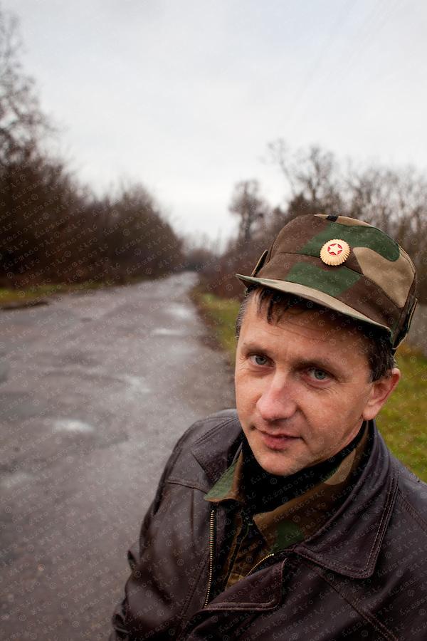 Documenting the echos of Chernobyl Tragedy, Ivan