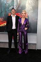 """LOS ANGELES - APR 4:  Brad Peyton, Breanne Hill at the """"Rampage"""" Premiere at Microsoft Theater on April 4, 2018 in Los Angeles, CA"""