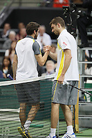 11-02-13, Tennis, Rotterdam, ABNAMROWTT, Daniel Brands, Gilles Simon