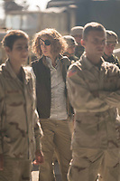 A PRIVATE WAR (2018)<br /> ROSAMUND PIKE<br /> *Filmstill - Editorial Use Only*<br /> CAP/FB<br /> Image supplied by Capital Pictures