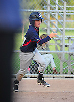 PNLL Major Braves action 2015. (Photo by AGP Photography)