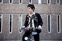 How to Talk to Girls at Parties (2017) <br /> Alex Sharp<br /> *Filmstill - Editorial Use Only*<br /> CAP/MFS<br /> Image supplied by Capital Pictures