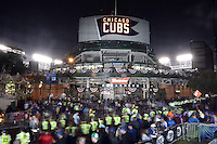 2016 World Series<br /> Cleveland Indians @ Chicago Cubs<br /> Game 3