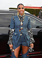 SANTA MONICA - JUNE 1: Kelly Rowland attends the 3rd Annual Wearable Art Gala at Barker Hangar on June 1, 2019 in Santa Monica, California. (Photo by Frank Micelotta/PictureGroup)