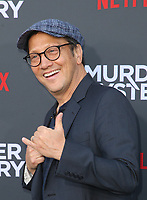 LOS ANGELES, CA - JUNE 10: Rob Schneider, at the Los Angeles Premiere Screening of Murder Mystery at Regency Village Theatre in Los Angeles, California on June 10, 2019. <br /> CAP/MPIFS<br /> ©MPIFS/Capital Pictures