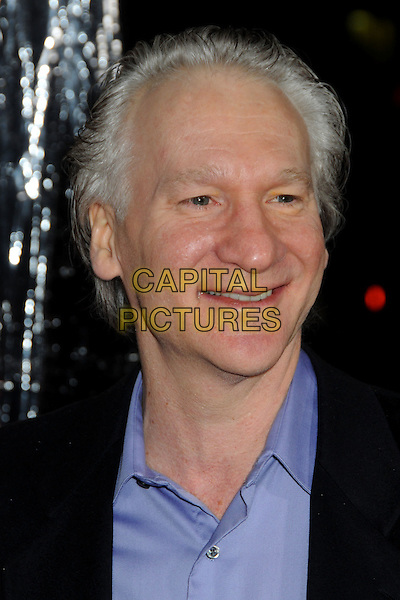 "BILL MAHER.HBO's ""The Pacific"" Mini-Series Premiere held at Grauman's Chinese Theatre, Hollywood, California, USA..February 24th, 2010.headshot portrait black purple .CAP/ADM/BP.©Byron Purvis/AdMedia/Capital Pictures."