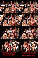 Anthony & Sarah's Halloween Bash 2014
