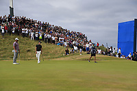 Danny Willett (ENG) during the final round of the Dubai Duty Free Irish Open, Ballyliffin Golf Club, Ballyliffin, Co Donegal, Ireland. 08/07/2018<br /> Picture: Golffile   Thos Caffrey<br /> <br /> <br /> All photo usage must carry mandatory copyright credit (&copy; Golffile   Thos Caffrey)