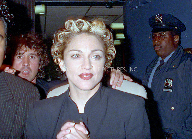 WWW.ACEPIXS.COM *** NO U.K. NEWSPAPERS SALES ***..NEW YORK, CIRCA 1995. Madonna. Please byline: R. BOCKLET-ACE PICTURES.   ..  ***  ..Ace Pictures, Inc:  ..contact: Alecsey Boldeskul (646) 267-6913 ..Philip Vaughan (646) 769-0430..e-mail: info@acepixs.com