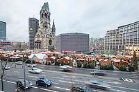 2017/12/17 Berlin | Weichnachtsmarkt | Breitscheidplatz