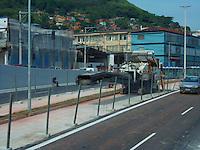 Rio de Janeiro (RJ) 24.05.2012. Mergulhão do Campinho Clara Nunes/ Inauguração. - Amanhã inaugura dia( 25/05),o Mergulhão do Campinho Clara Nunes,Zona Norte do Rio de Janeiro.Foto: Arion Marinho/Brazil Photo Press