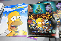 FOX FAN FAIR AT SAN DIEGO COMIC-CON© 2019: THE SIMPSONS booth signing on Saturday, July 20 at the FOX FAN FAIR AT SAN DIEGO COMIC-CON© 2019. CR: Alan Hess/FOX © 2019 FOX MEDIA LLC