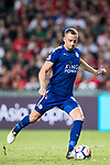 Leicester City FC midfielder Andy King in action during the Premier League Asia Trophy match between Leicester City FC and West Bromwich Albion at Hong Kong Stadium on 19 July 2017, in Hong Kong, China. Photo by Yu Chun Christopher Wong / Power Sport Images