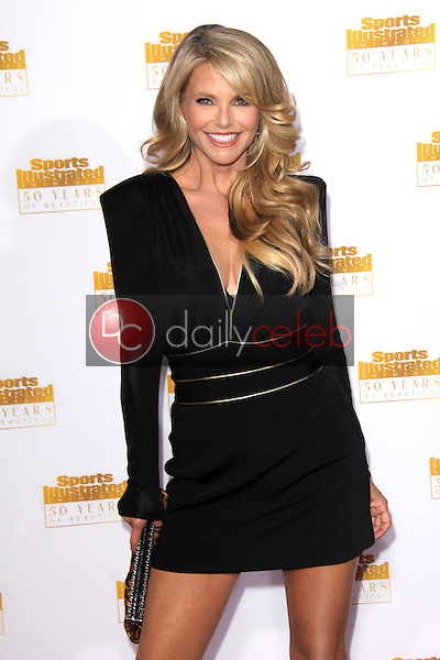 Christie Brinkley<br />