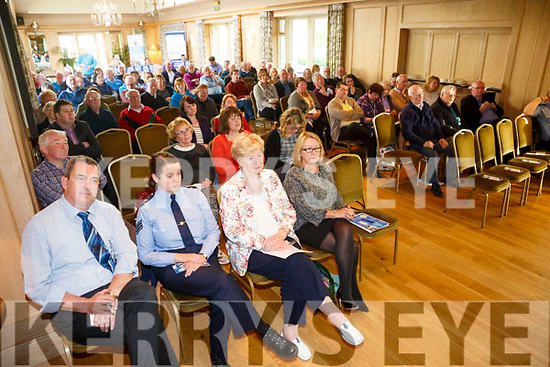 Kerry Garda Divisional community alert, Neighbourhood Watch and Text Alert meeting at Ballygarry House Hotel on Monday