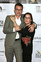 LOS ANGELES - SEP 26:  Connor Trinneer, Jillian Armenante at the 2019 Catalina Film Festival - Thursday - Dark Harbor World Premiere at the Queen Mary on September 26, 2019 in Long Beach, CA