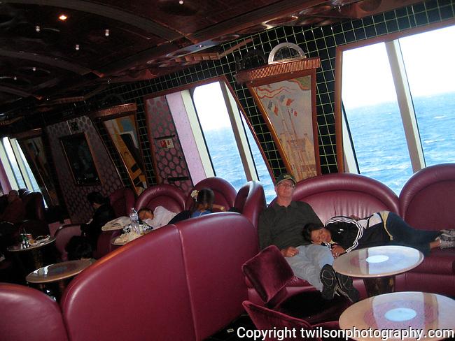 Stranded at Sea on the Carnival Splendor