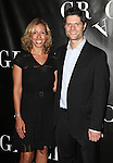 Amanda Green and Tom Kitt attending the Opening Night Performance of 'Grace' at the Cort Theatre in New York City on 10/4/2012.