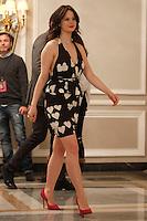 Rachel Korine attends 'Spring Breakers' photocall at Villamagna Hotel in Madrid. February 21, 2013. (ALTERPHOTOS/Caro Marin) /NortePhoto