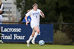 10 November 2012: Duke's Kelly Cobb. The Duke University Blue Devils played the Loyola University Maryland Greyhounds at Koskinen Stadium in Durham, North Carolina in a 2012 NCAA Division I Women's Soccer Tournament First Round game. Duke won the game 6-0.