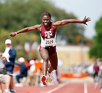 Texas Relays Day 3 ..Errol Anderson, The Sporting Image.