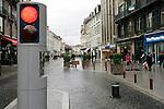 20080109 - France - Aquitaine - Pau<br /> TOUT LE CENTRE-VILLE DE PAU EST INTERDIT AUX VOITURES : SEULS PASSENT LES BUS, NAVETTES GRATUITES, VELOS ET PIETONS.<br /> Ref : CENTRE_PIETONNIER_007.jpg - © Philippe Noisette.