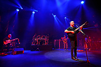 LONDON, ENGLAND - MARCH 12: Tim Reynolds, Dave Matthews and Stefan Lessard of the 'Dave Matthews Band' performing at Eventim Apollo on March 12, 2019 in London, England.<br /> CAP/MAR<br /> &copy;MAR/Capital Pictures