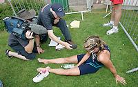 09 JUN 2007 - TREDEGAR, UK - Vanessa Raw - National Elite Triathlon Championships and Corus Elite Triathlon Series Rd 2. (PHOTO (C) NIGEL FARROW)