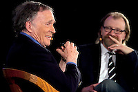 LIVE from the NYPL: George Saunders & Dick Cavett