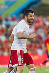 Georgia's Dvalishvili during the up match between Spain and Georgia before the Uefa Euro 2016.  Jun 07,2016. (ALTERPHOTOS/Rodrigo Jimenez)