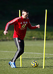 Jack Robinson of Sheffield Utd during the Press Conference & Training at the Steelphalt Academy, Sheffield. Picture date: 7th February 2020. Picture credit should read: Simon Bellis/Sportimage