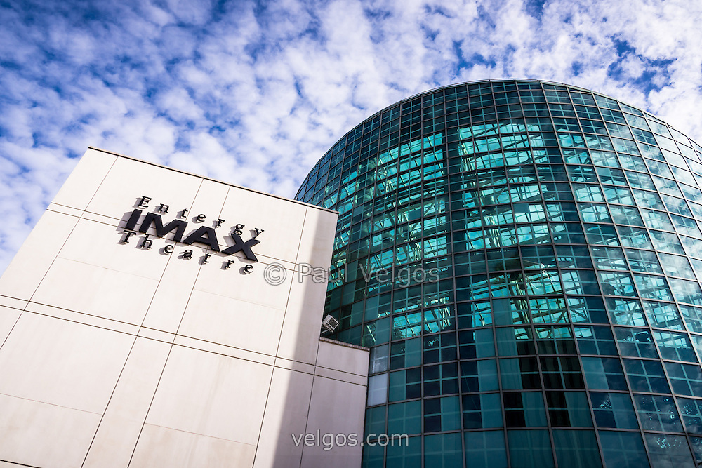Entergy IMAX Theatre in New Orleans   Buy Canvas Prints