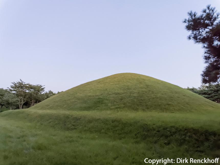 K&ouml;ningsgr&auml;ber von Kangso, Nordkorea, Asien, UNESCO-Weltkulturerbe<br /> Royal Tombs of Kangso, North Korea, Asia, world heritage