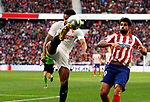 Sevilla FC's Jules Kounde seen in action during La Liga match. Mar 07, 2020. (ALTERPHOTOS/Manu R.B.)