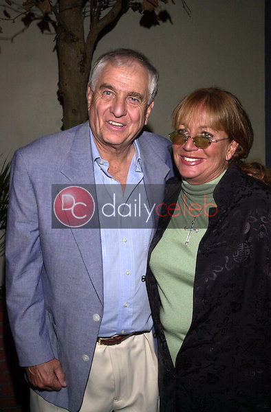 Garry Marshall and Penny Marshall
