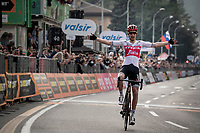 Bauke Mollema (NED/Trek-Segafredo) wins his first ever Monument Classic<br /> <br /> 113th Il Lombardia 2019 (1.UWT)<br /> 1 day race from Bergamo to Como (ITA/243km)<br /> <br /> ©kramon
