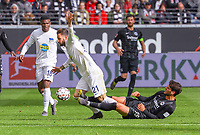 - 27.04.2019: Eintracht Frankfurt vs. Hertha BSC Berlin, 31. Spieltag Bundesliga, Commerzbank Arena DISCLAIMER: DFL regulations prohibit any use of photographs as image sequences and/or quasi-video.