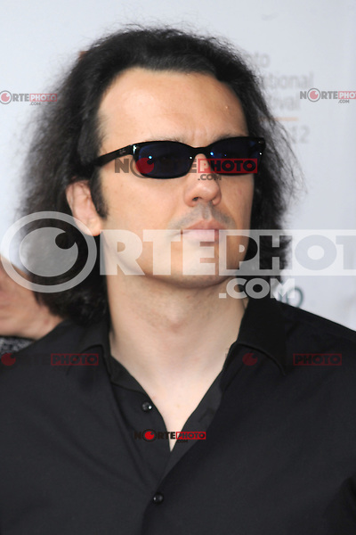 TORONTO, ON - SEPTEMBER 08: Damien Echols at the 'West Of Memphis' premiere during the 2012 Toronto International Film Festival at the Ryerson Theatre on September 8, 2012 in Toronto, Canada. &copy;&nbsp;mpi01/MediaPunch Inc. /NortePhoto.com<br /> <br /> **CREDITO*OBLIGATORIO** *No*Venta*A*Terceros*<br /> *No*Sale*So*third*...