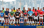 Cathay Pacific / HSBC Hong Kong Sevens 2013 Official Press Conference & Captains Photo Call
